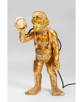 Table Lamp Monkey (Excluding Bulb)