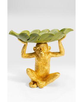 Deco Bowl Banana Leaf