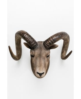 Wall Object Goat Head