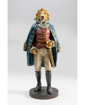 Deco Figurine Sir Lion Standing