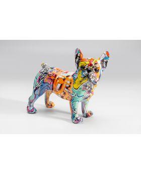 Deco Figurine Grafitti Dog