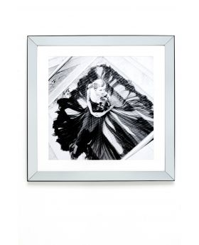 Framed Picture Fairytale 95X95