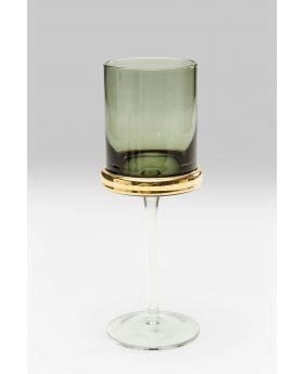Red Wine Glass Innocent Smokegreen