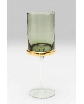 White Wine Glass Innocent Smokegreen