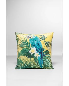 Cushion Jungle Parrot 45X45Cm