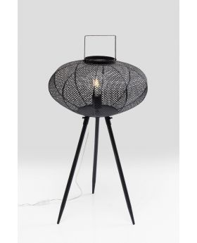 Floor Lamp Lampion,Black (Excluding Bulb)