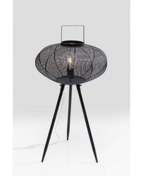 Floor Lamp Lampion,Black (Excluding Bulb)