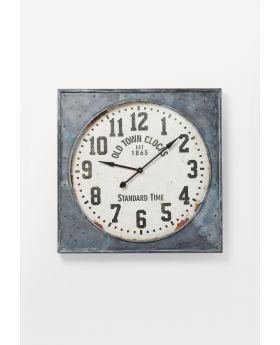 WALL CLOCK OLD TOWN CLOCKS DIA100CM,BEIGE