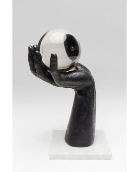 Deco Ball Hand,Black