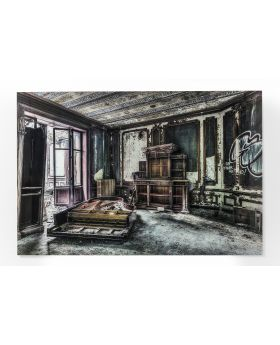 GALLERY GLASSVINTAGE PIANO ROOM MULTICOL