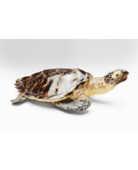DECO OBJECT WATER TURTLE SMALL
