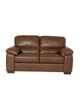 Amalfi U309 2 Seat Sofa Chestnut Ltr