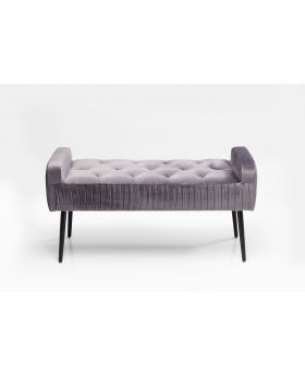 BENCH LOFTY GREY BLACK