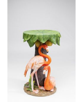 Side Table Animal Flamingo Road O-36Cm