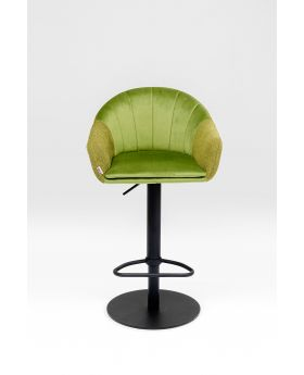MUSA BAR STOOL,LIME FAB