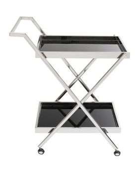 Tray Table Casino Grey