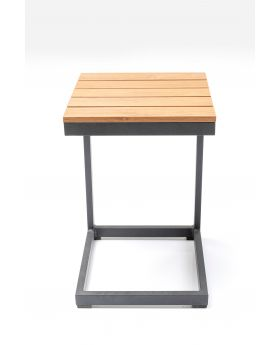 OUTDOOR TABLE HAPPY DAY,BLACK