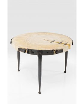 SIDE TABLE BOSCO 35CMBEIGE