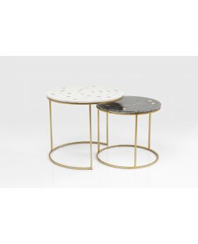 SIDE TABLE MYSTIC ROUND SMALL (2/SET)