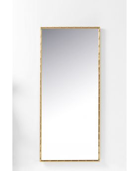 MIRROR HIPSTER BAMBOO 180X80CM