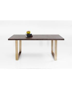 DINING TABLE OSAKA DUO 180X90CM WALNUT