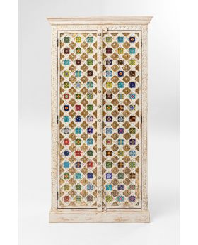 Cabinet Bazar 90Cm,Multicoloured