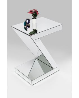 Side Table Luxury Z Glass