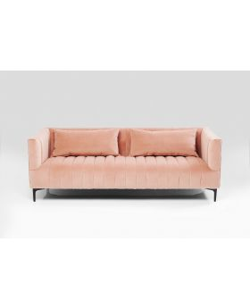CELEBRATE S&P 3 SEAT SOFA,MAUVE,FAB