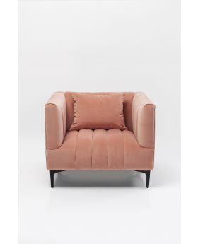 CELEBRATE S&P SOFA CHAIR ,MAUVE,FAB