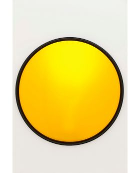 Mirror Celebration Yellow Dia60Cm