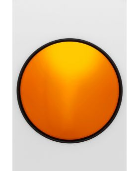 MIRROR CELEBRATION ORANGE DIA60CM