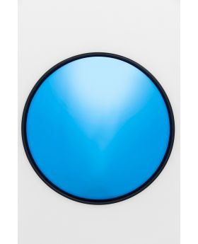 Mirror Celebration Blue Dia60Cm