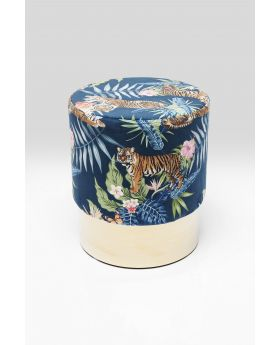 STOOL CHERRY JUNGLE TIGER GOLD o35CM