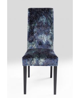 Dining Chair Econo Slim Fancy Blue,Fab