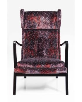 Arm Chair Silence Fancy Red,Fab
