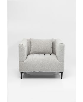 CELEBRATE S&P SOFA CHAIR ,DARKBEIGE,FAB