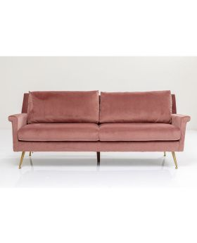 Sofa San Diego 3-Seater Rose 210Cm