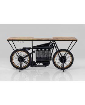 Console Motorbike Black