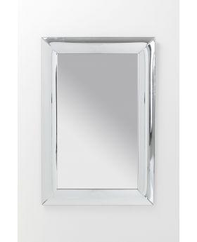 Mirror Bounce Rectangular,Silvery