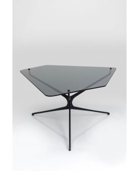 COFFEE TABLE DARK SPACE 68X70CM,BLACK