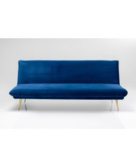 SODA SOFA BED  BLUE 188CM,FAB