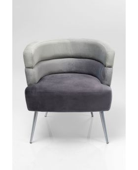 Sandwich Arm Chair Grey,Fab