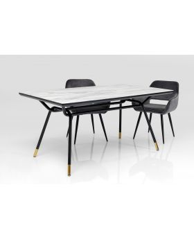 SOUTH BEACH DINING TABLE 160X90CM