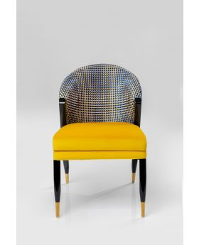 ARM CHAIR MANSION,YELLOW