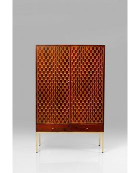WARDROBE MUSKAT,SOLID WOOD