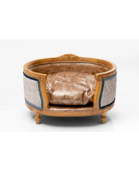 DOG BED DARLING,GOLDEN