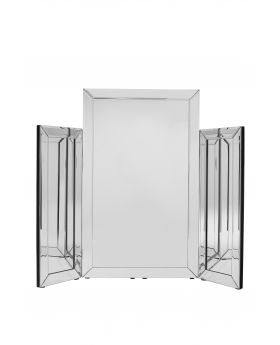 Mirror Luxury Frame Tre 60X75Cm,Mirrored