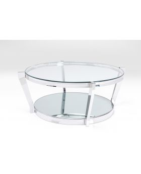 Coffee Table Monocolo Glassdia90Cm