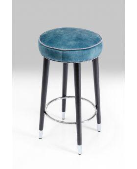Bar Stool Dijon,Blue