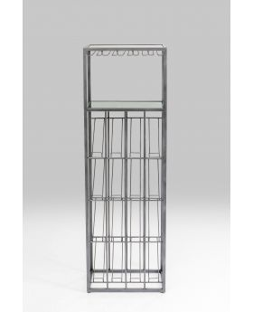 Wine Shelf Vinoteca 50Cm,Grey